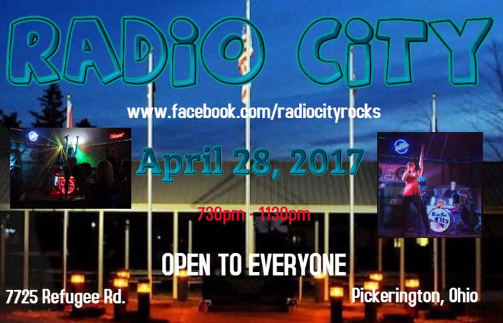 RadioCity @ pin Hide Map American Legion Post #283 - Pickerington, OH