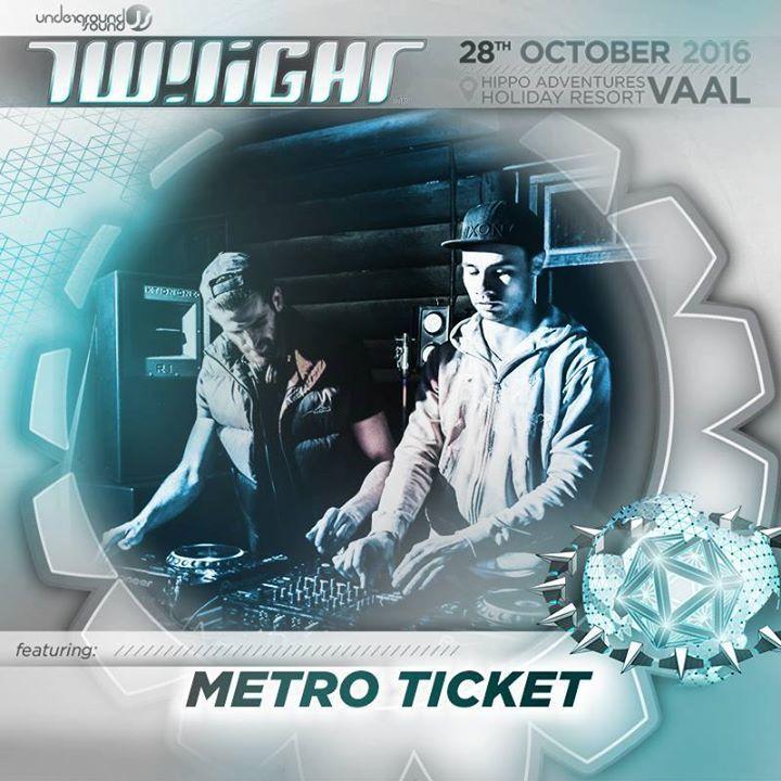 Metro Ticket Tour Dates