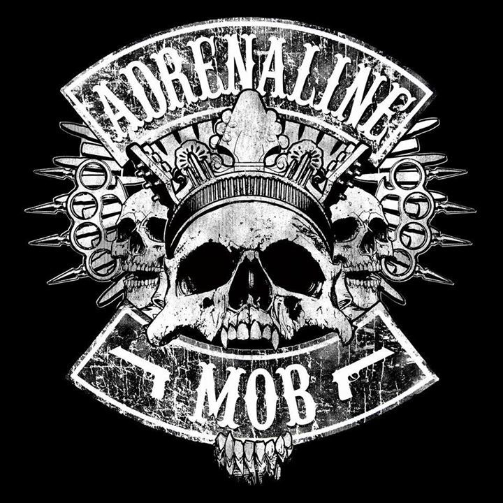 Adrenaline Mob Tour Dates