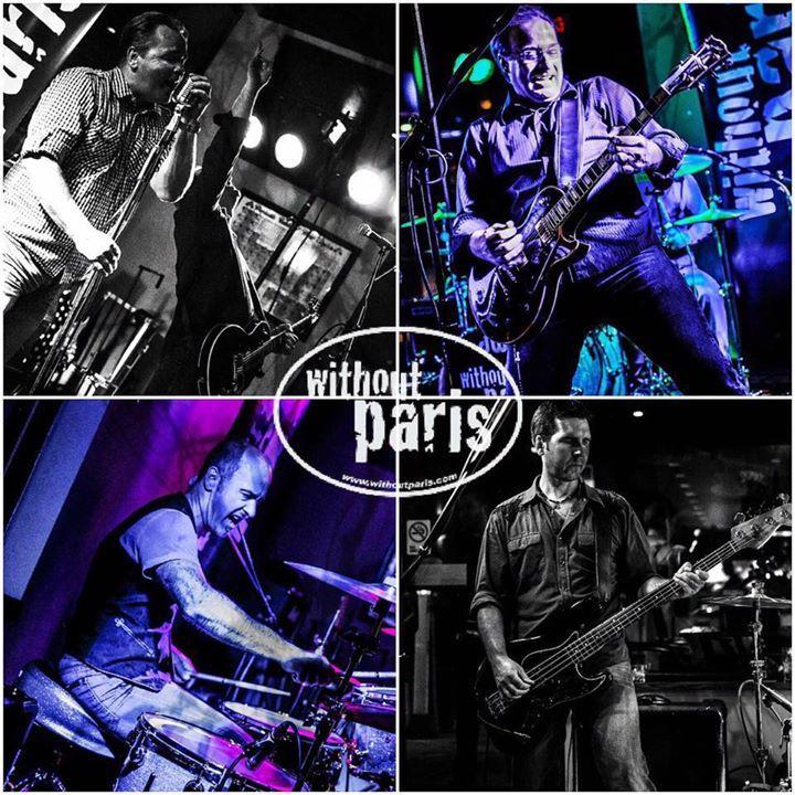 Without Paris Tour Dates