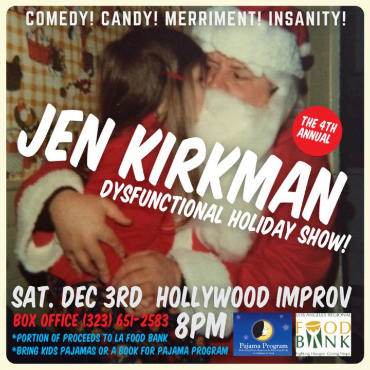 Jen Kirkman @ Hollywood Improv  - Los Angeles, CA