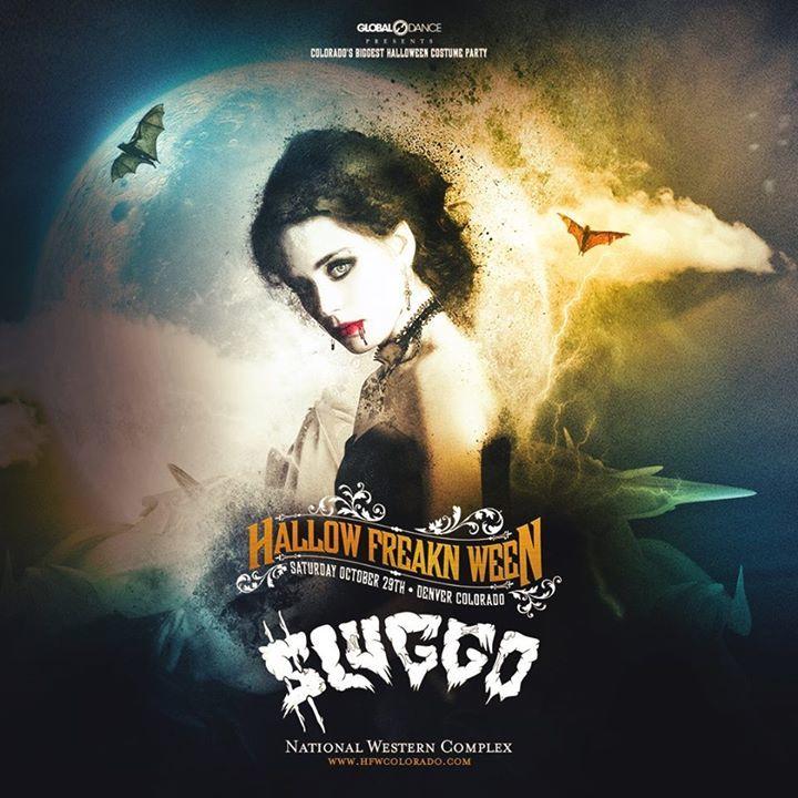 Sluggo Dubstep Tour Dates
