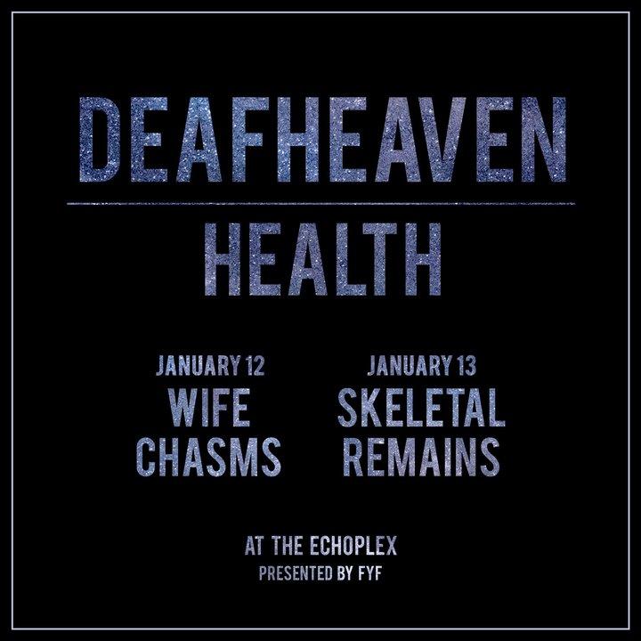 Deafheaven @ Echoplex  - Los Angeles, CA