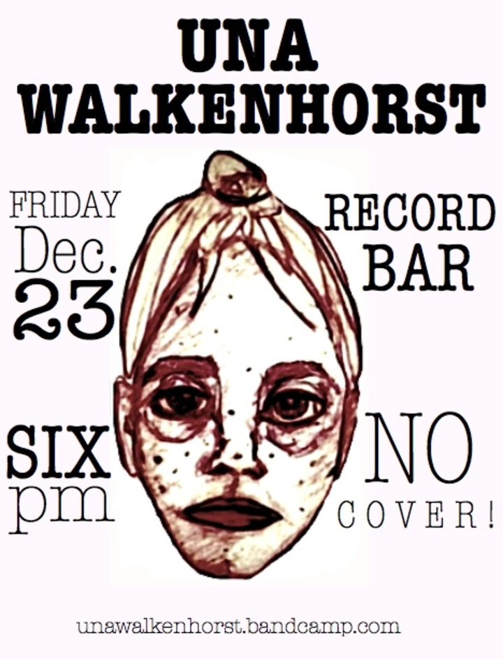 Una Walkenhorst @ Record Bar - Kansas City, MO