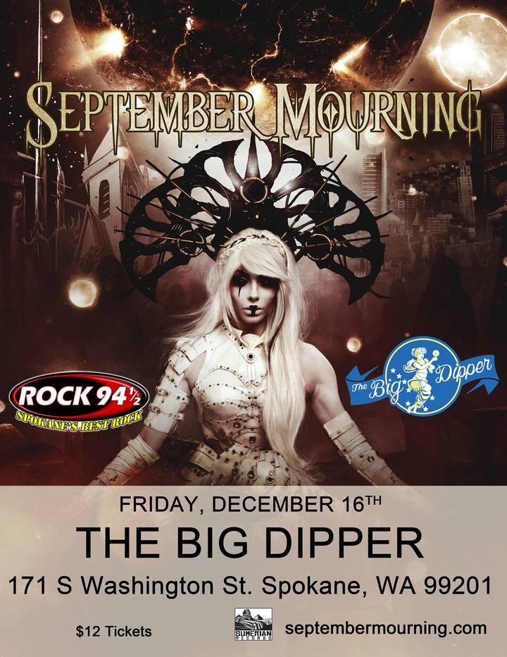 Elephant Gun Riot @ The Big Dipper - Spokane, WA