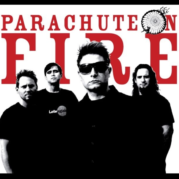 Parachute on Fire Tour Dates