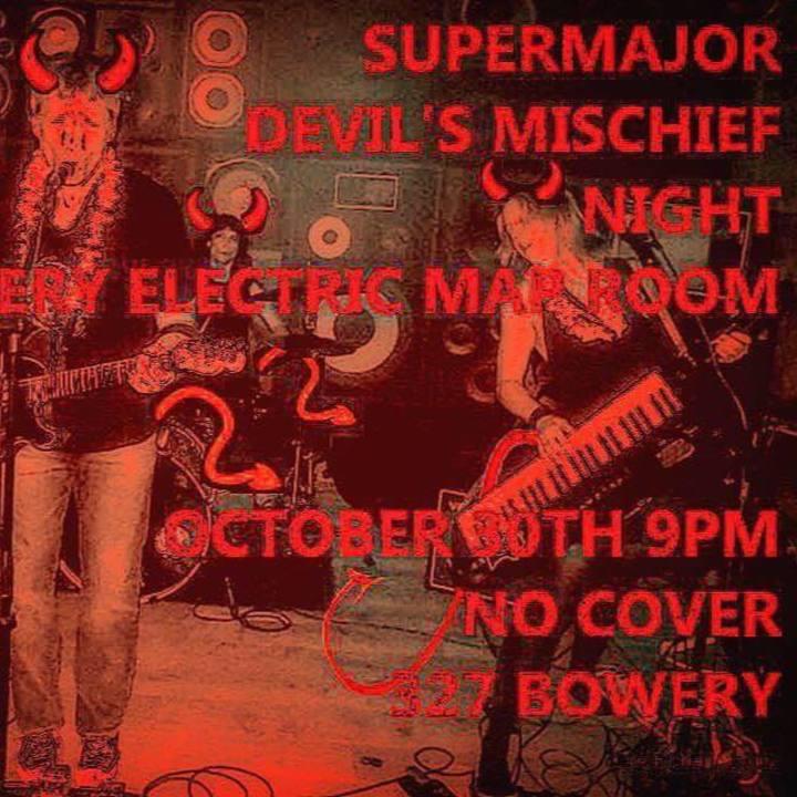 Supermajor Tour Dates