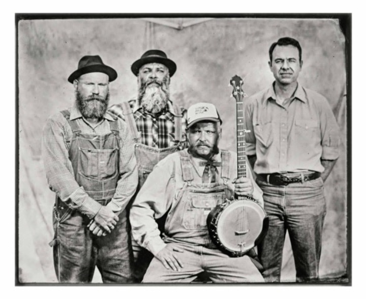 The Glade City Rounders @ High Mountain Hay Fever Bluegrass Festival - Westcliffe, CO