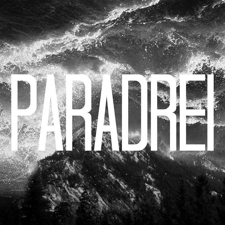 Paradrei Tour Dates
