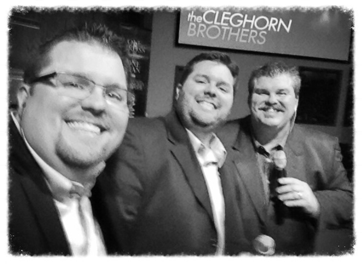 The Cleghorn Brothers Tour Dates