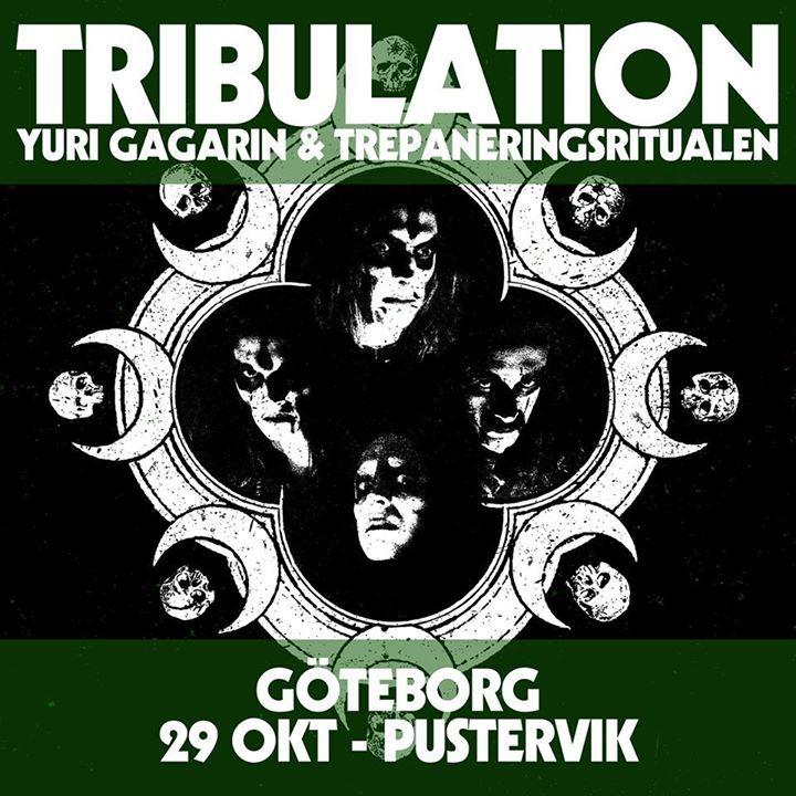 Tribulation Tour Dates