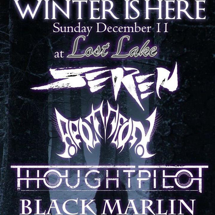 Apotheon Tour Dates