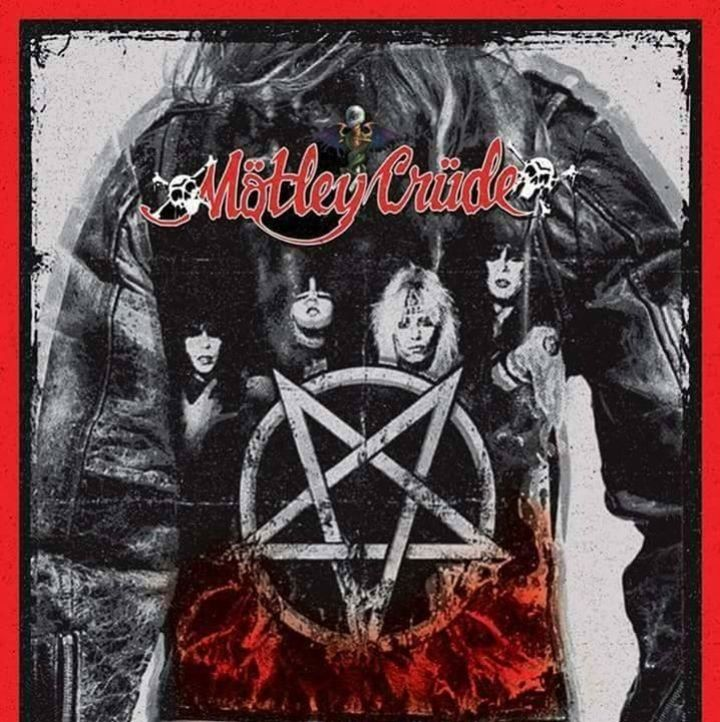 Motley Crude Tour Dates