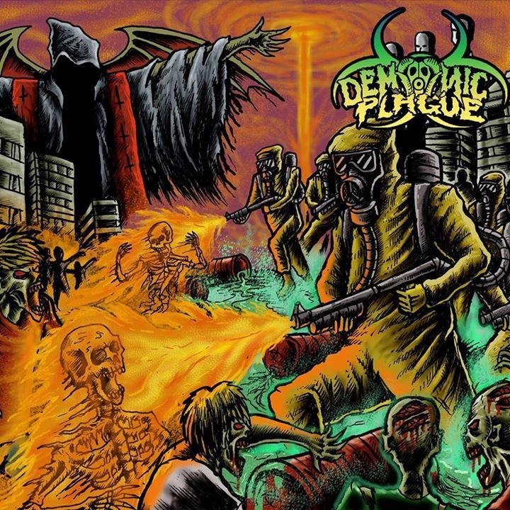 Demonic Plague Tour Dates