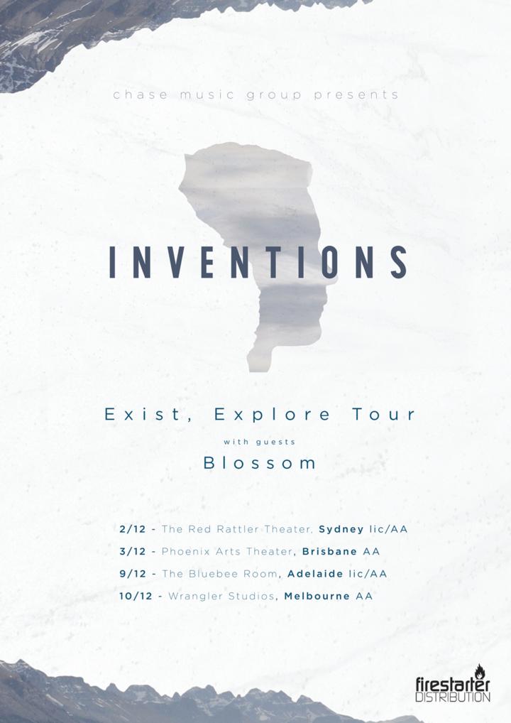 Inventions @ Phoenix Arts Theater - Woolloongabba, Australia