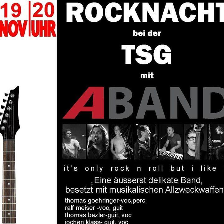 A-Band Tour Dates