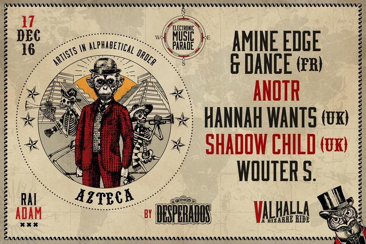 Amine Edge & DANCE @ Valhalla - Amsterdam, Netherlands