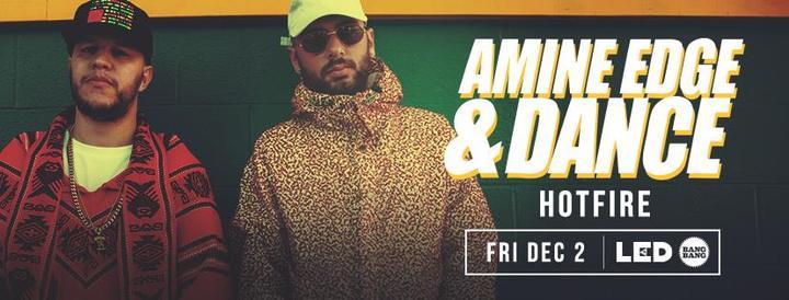 Amine Edge & DANCE @ Bang Bang  - San Diego, CA