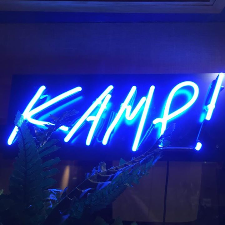 Kamp! Tour Dates