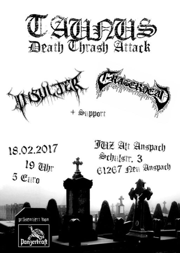 Insulter (Official) Tour Dates