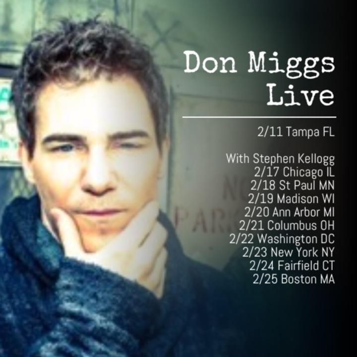 Miggs @ The Hamilton (Don Miggs Solo) - Washington, DC
