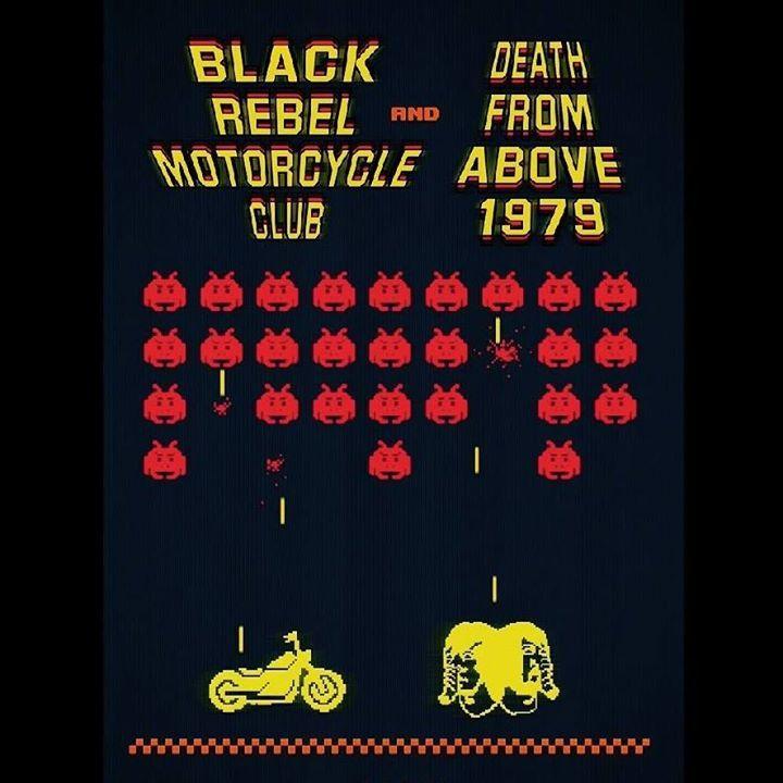 Black Rebel Motorcycle Club @ Belly Up - Aspen, CO
