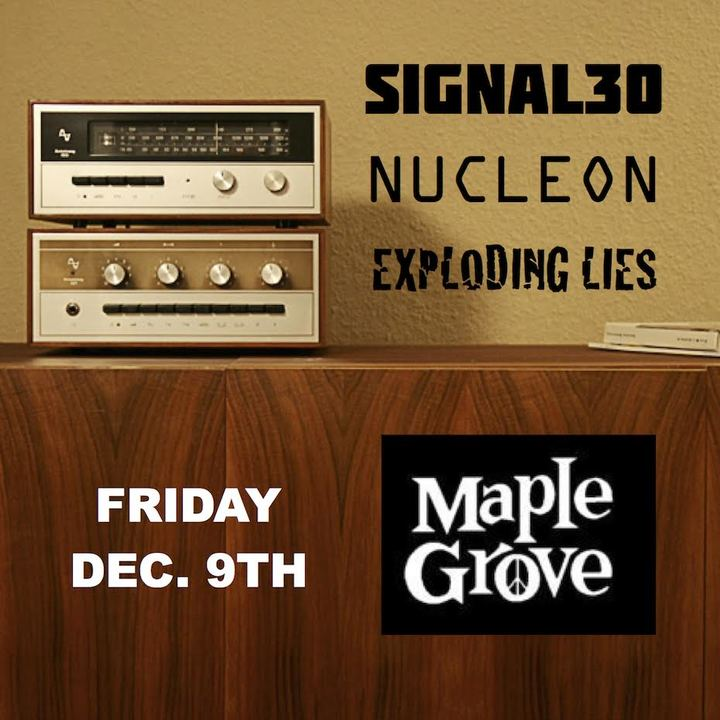 Signal 30 @ Maple Grove Tavern - Maple Heights, OH