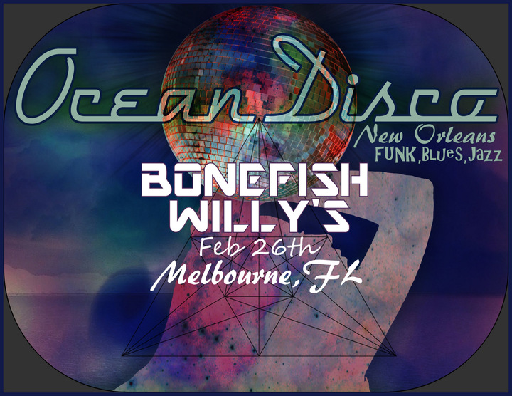 Ocean Disco @ Bonefish Willy's - Melbourne, FL