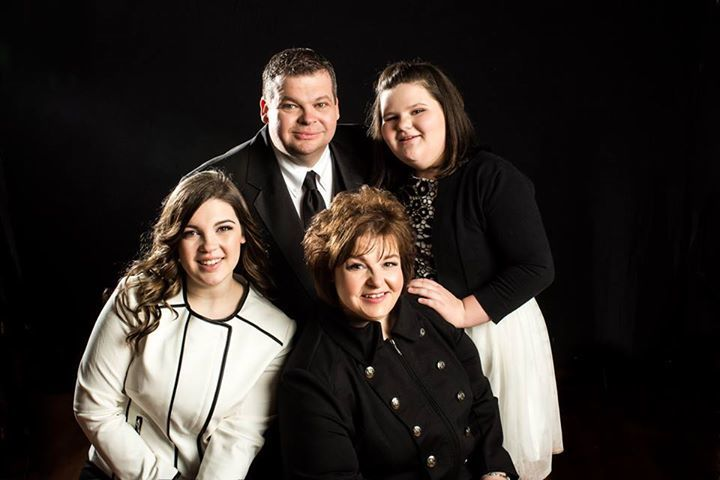 The Pruitt Family @ The Cupps Gospel Barn - Williamsburg, VA