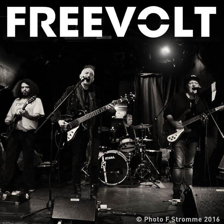 FREEVOLT Tour Dates