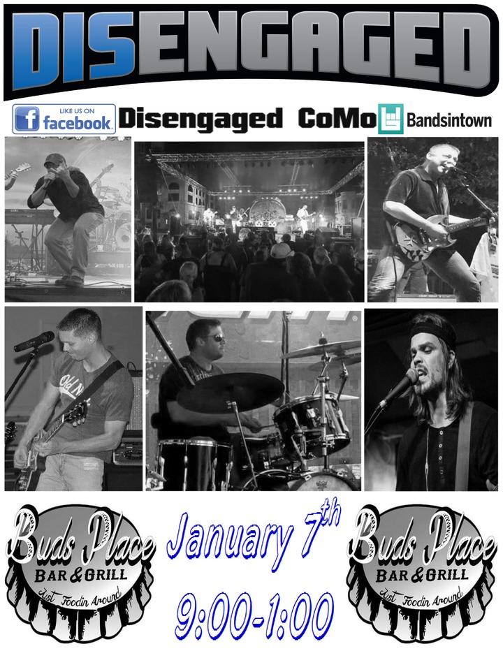 Disengaged CoMo @ Buds place - Moberly, MO