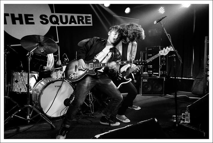 The RPMs @ Concorde 2 - Brighton, United Kingdom
