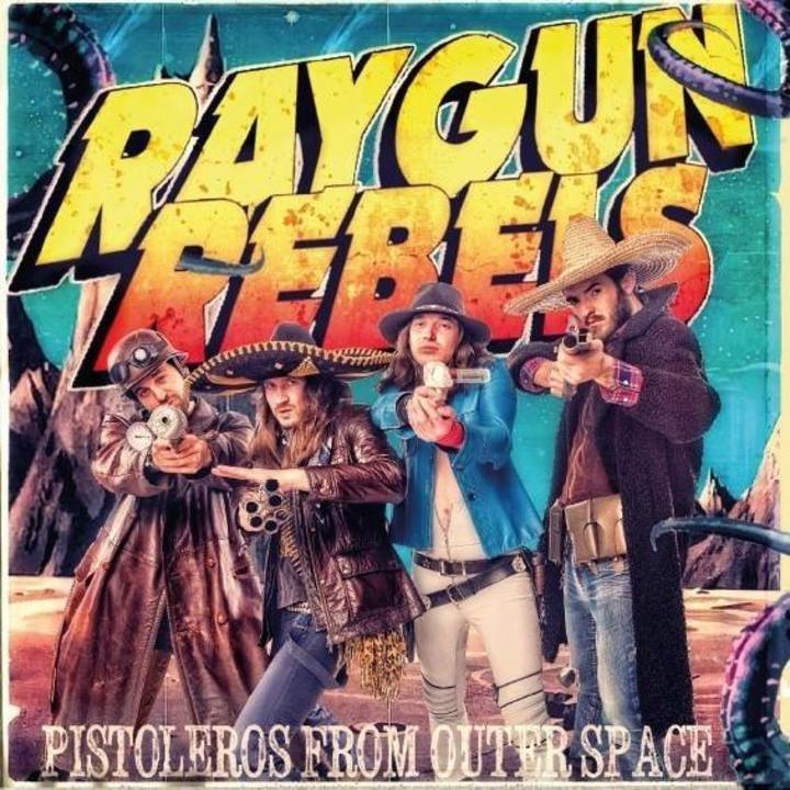 Raygun Rebels Tour Dates