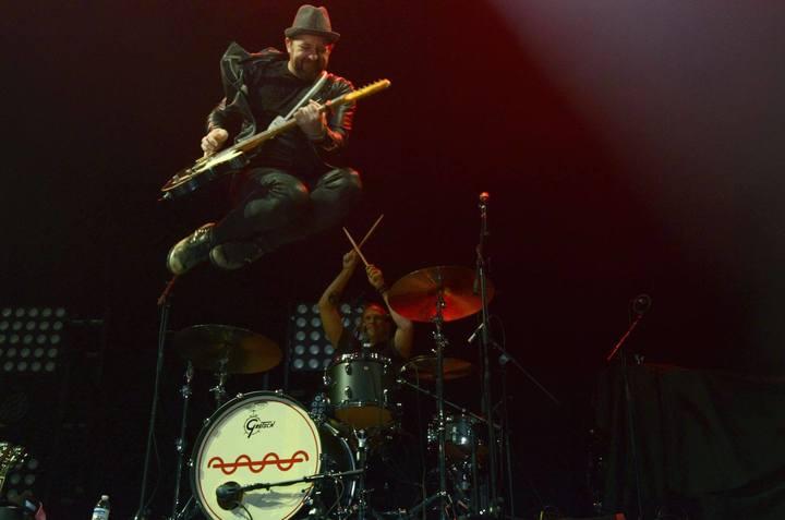Kent Aberle @ Country 500 Music Fest - Daytona Beach, FL