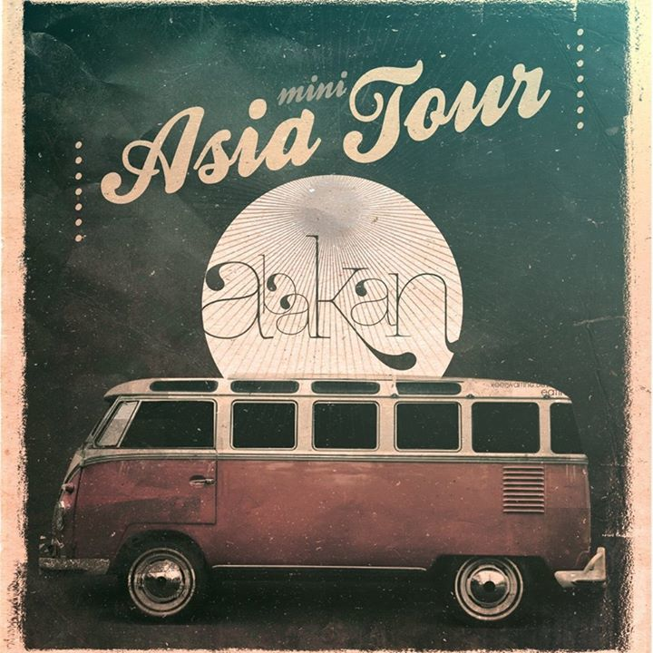 Abakan Tour Dates
