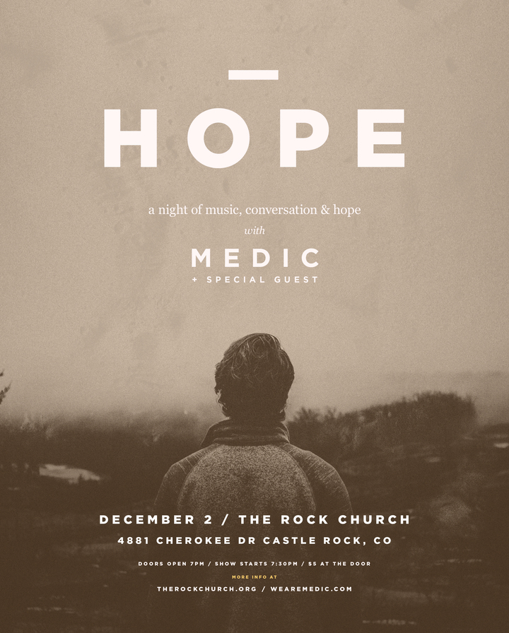 Medic @ The Rock  - Castle Rock, CO