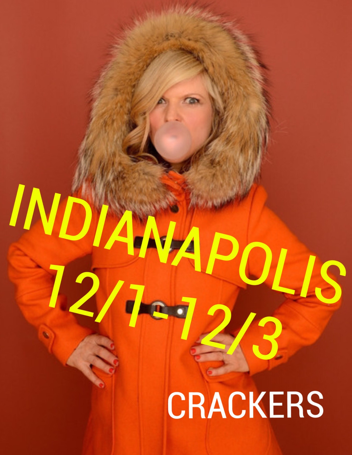 Arden Myrin @ CRACKER'S (EARLY SHOW) - Indianapolis, IN