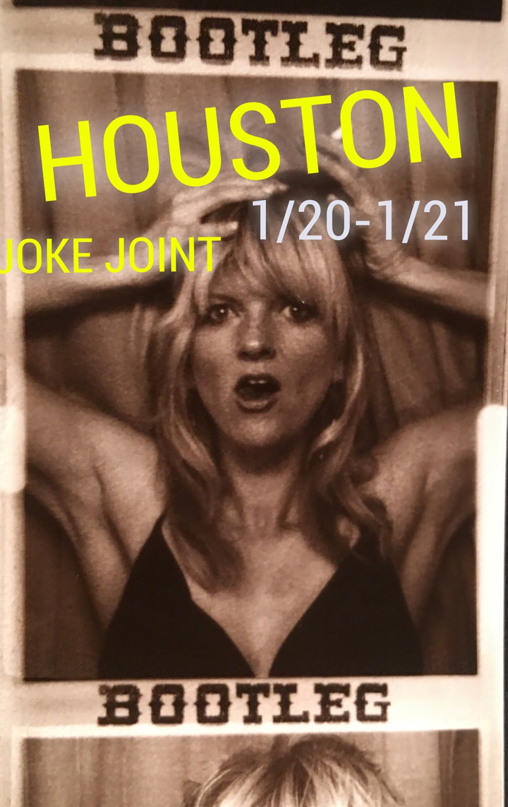 Arden Myrin @ JOKE JOINT (LATE SHOW) - Houston, TX