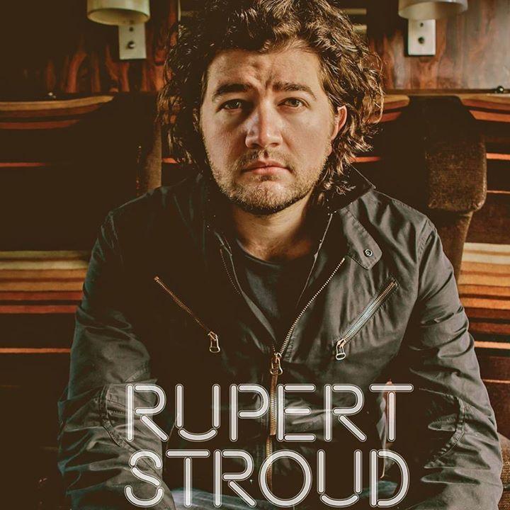 Rupert Stroud-Singer Songwriter Tour Dates