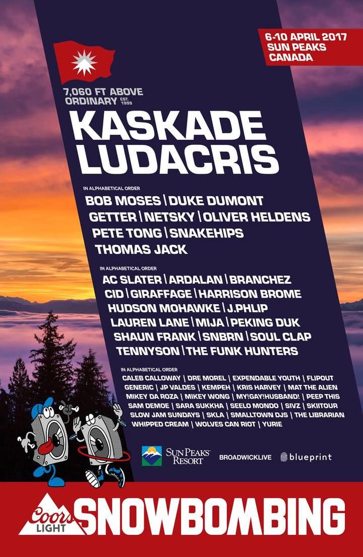 SARA SUKKHA @ Sun Peaks Resort - Sun Peaks, Canada