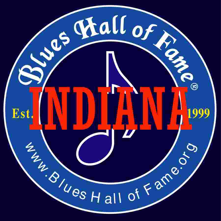 Indiana Blues Hall of Fame Tour Dates
