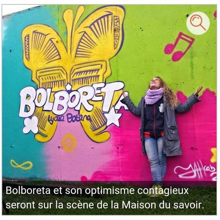Bolboreta Tour Dates