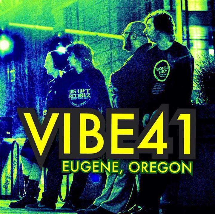 VIBE41 Tour Dates
