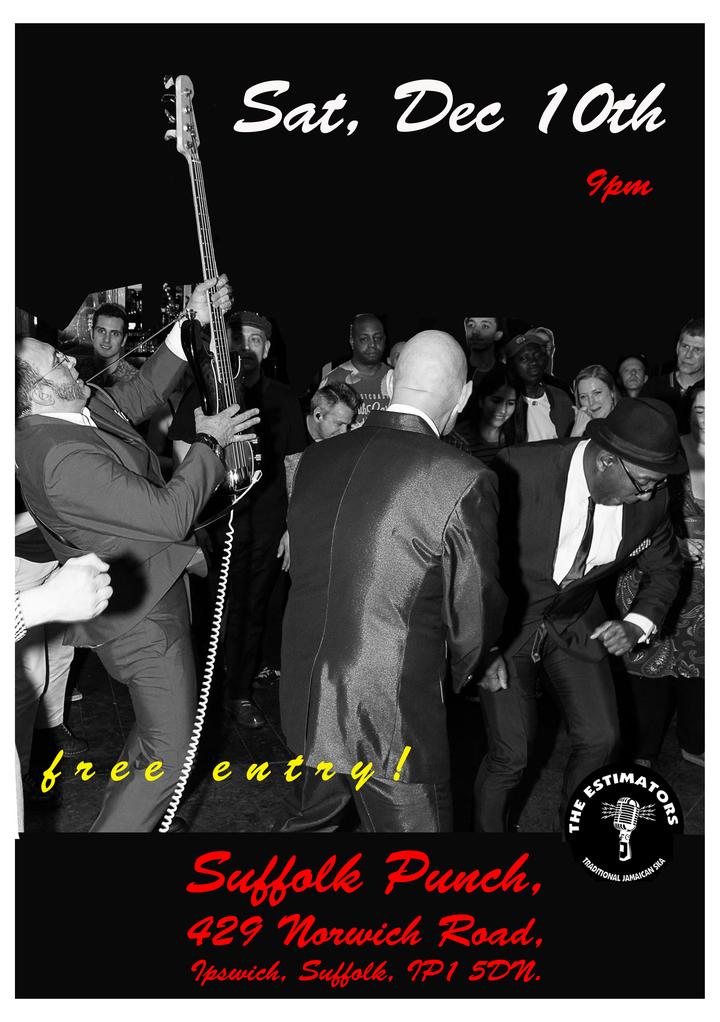 The Estimators @ The Sufolk Punch - Ipswich, United Kingdom