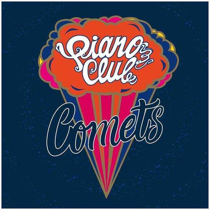 Piano Club Tour Dates