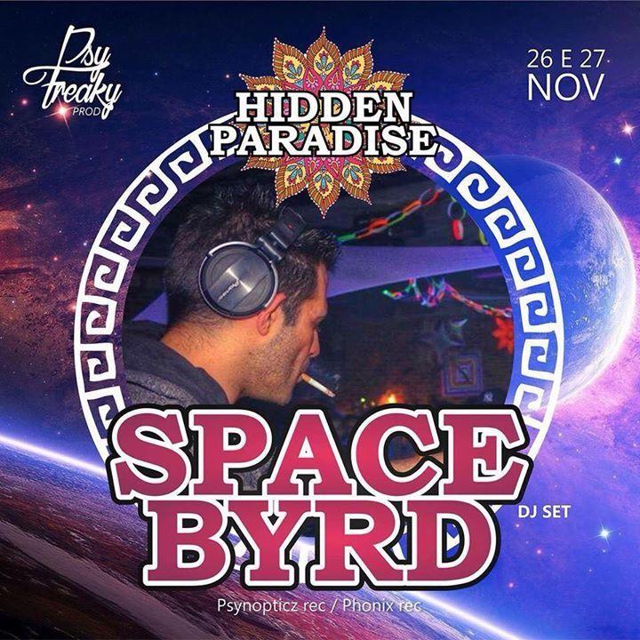 Spacebyrd Tour Dates