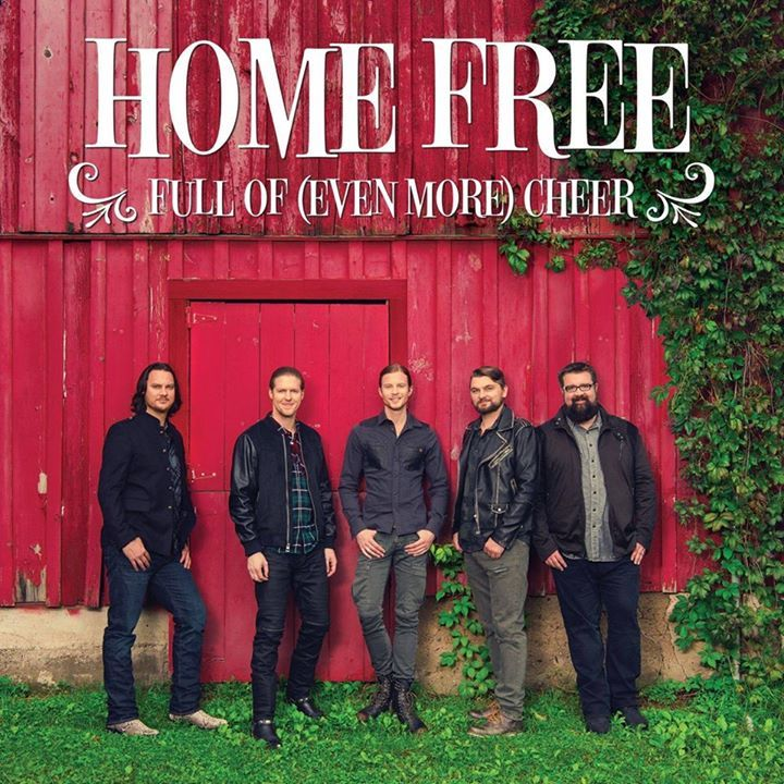 Home Free @ Burlington Performing Arts Centre - Burlington, Canada