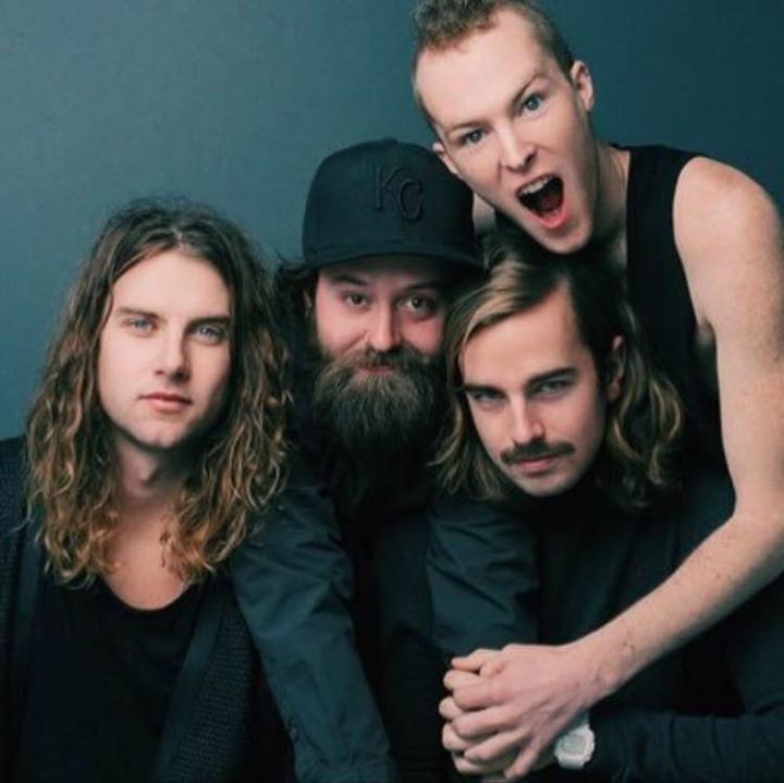 Judah & The Lion @ Brady Theater - Tulsa, OK