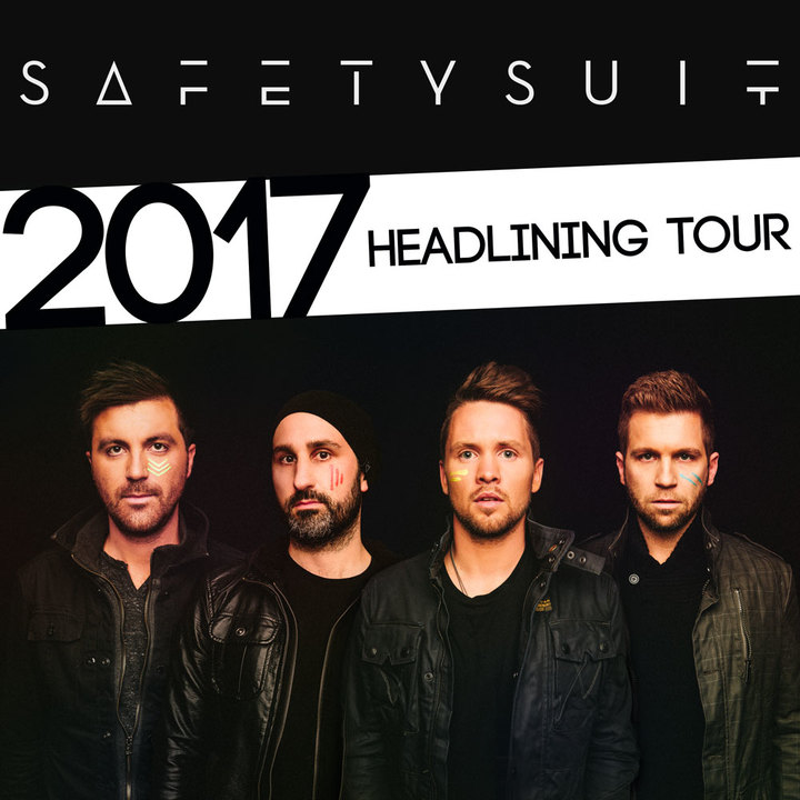 SafetySuit @ THE LOFT @ CENTER STAGE - Atlanta, GA