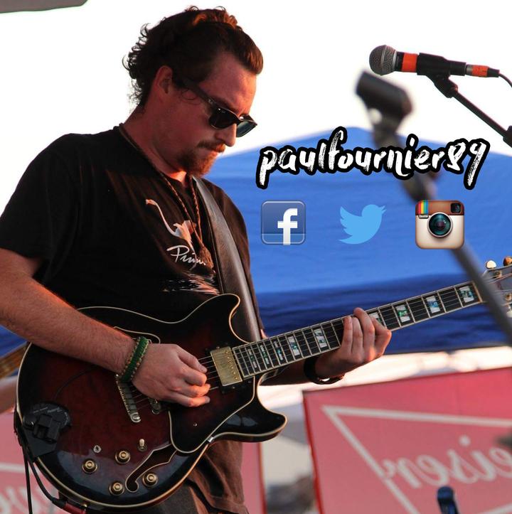 Paul Fournier Music @ Freckled Fin - Anna Maria, FL